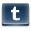 Social, Tumbler icon