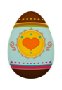 egg, easter icon