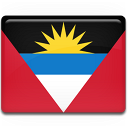 country, antigua, and, barbuda, flag icon