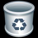 trash,empty,folder icon