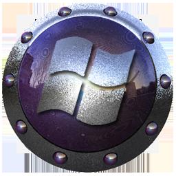 window, logo icon