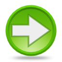 Forward, Go, Gtk, Ltr icon