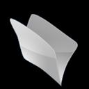 Dossier, Gris icon