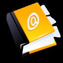 book, address, read, reading icon