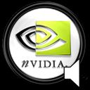 Nvidia, Speaker, Tray icon