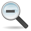 Gtk, Out, Zoom icon