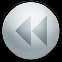 back, previous, prev, backward, arrow, left icon