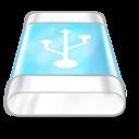 drive,blue,usb icon
