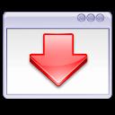 Action window no fullscreen icon