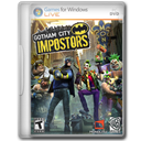 City, Gotham, Impostors icon
