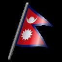 Nepal Flag 3 icon