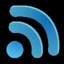 Plain, Rss icon