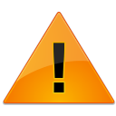 warning, alert, error, wrong, exclamation, dialog icon