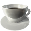 coffee, food, java, cup icon