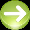 yes, next, right, arrow, correct, forward, ok icon
