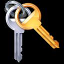 seahorse,kljucevi,preference icon