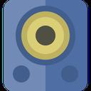 sound, music, volume, audio, speaker icon