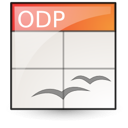 Application, Vnd.Oasis.Opendocument.Presentation icon