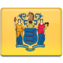 new,jersey,flag icon