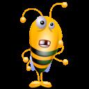 Bee Icon Squared Animal Icon Sets Icon Ninja