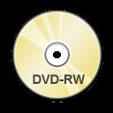 DVD RW2 copy icon