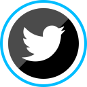 media, twitter, logo, corporate, social icon
