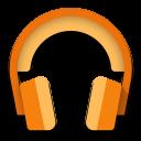 Headphones Play Music icon