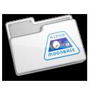 Alpha Folder icon