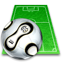 football, soccer, sport, worldcup, camp, ball icon