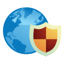 web, security, protect, guard, shield icon