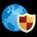 web, security, protect, guard, shield icon