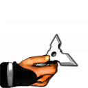 , Overlay, Share icon