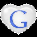 media, social, google icon