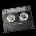 Cassette Gray icon