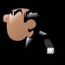 smurf,cartoon icon