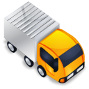 transportation, transport, vehicle, truck, automobile icon