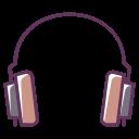 play, music, headphones, device, sound, audio, electronics icon