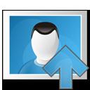 up, image, arrow, photo icon