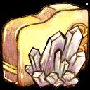Ele, Folder, Ice icon