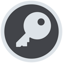 logoff,key icon