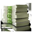 cash, papermoney icon