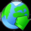 Internet download icon