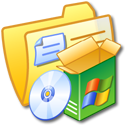 yellow, software, folder icon