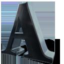 font, mail, email, letter, message, envelop, applixware icon