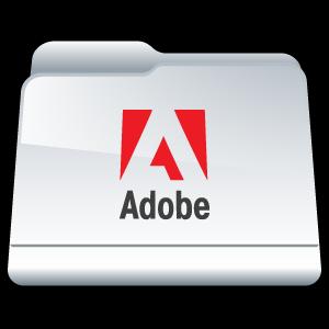 adobe, folder icon