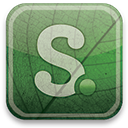 green, scribd, eco icon