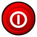 turn, off icon