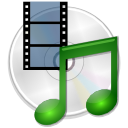 Categories multimedia icon