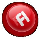 flash, cs3 icon