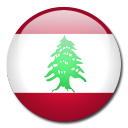 country, lebanon, flag icon